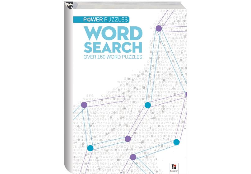 Power Puzzles: Wordsearch image
