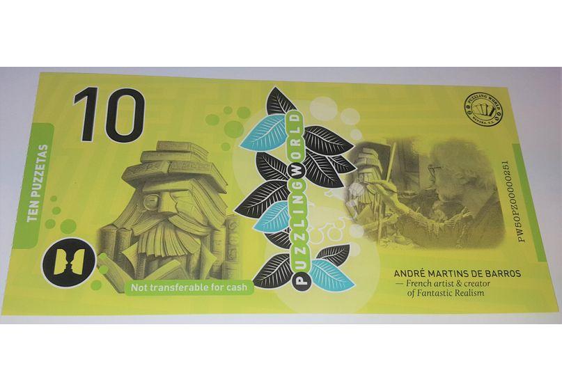 Puzzeta $10 Voucher image