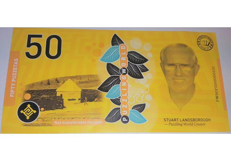 Puzzeta $50 Voucher image