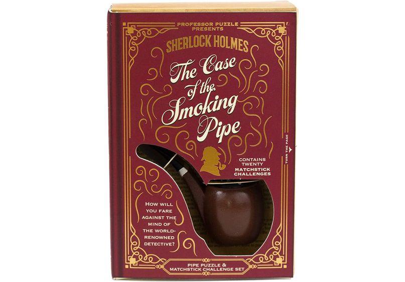 Sherlock Holmes - Smoking Pipe image