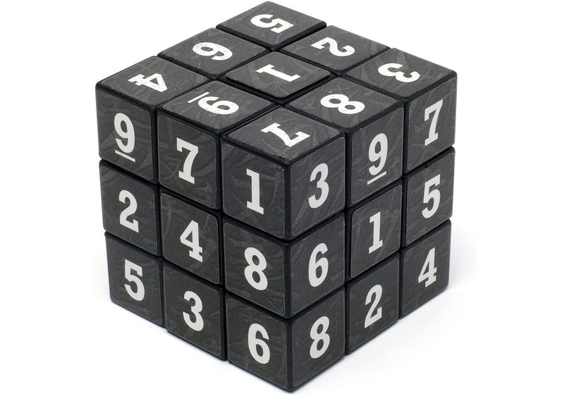 Sudoku Kube image