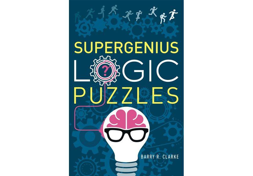 Supergenius Logic Puzzles image