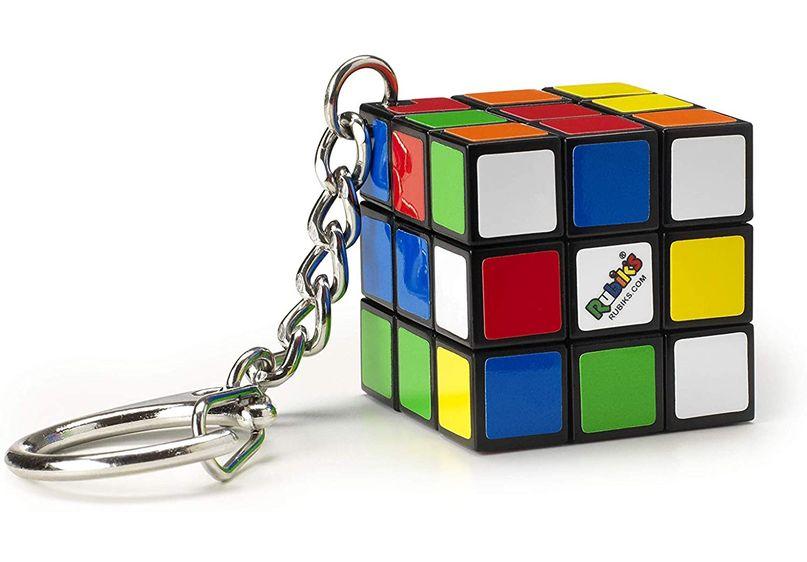 Rubik's Mini Cube Keychain image