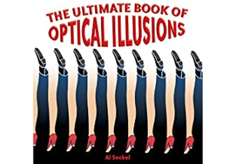 Ultimate Book Of Optical Illusions image