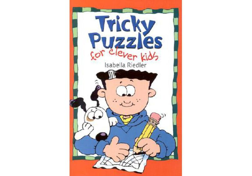 Tricky Puzzles for Clever Kids image