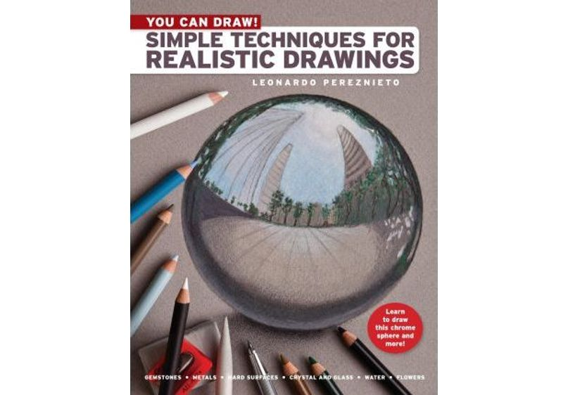 You Can Draw Realistic Drawing image