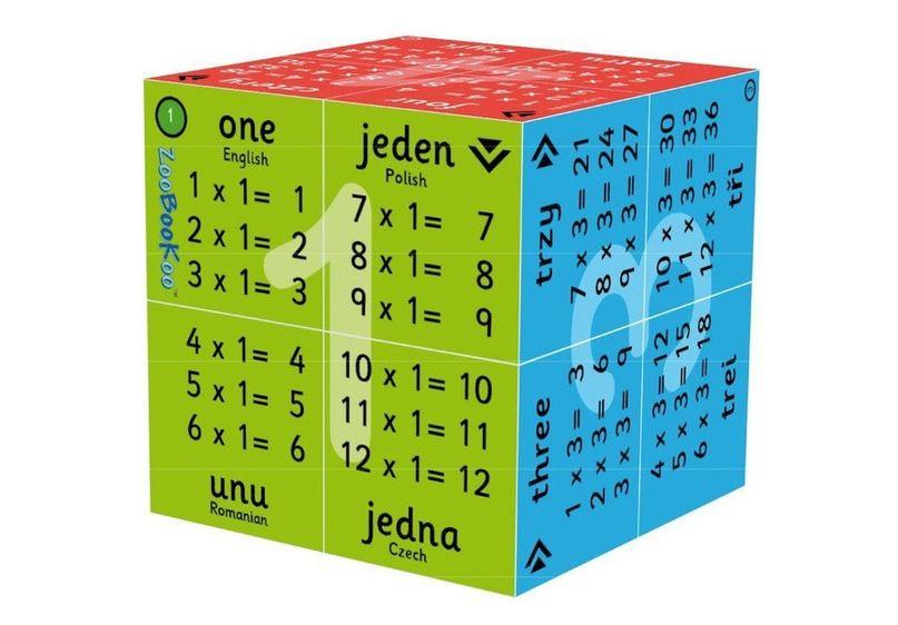 Zoobooku Cube - Multiplication image