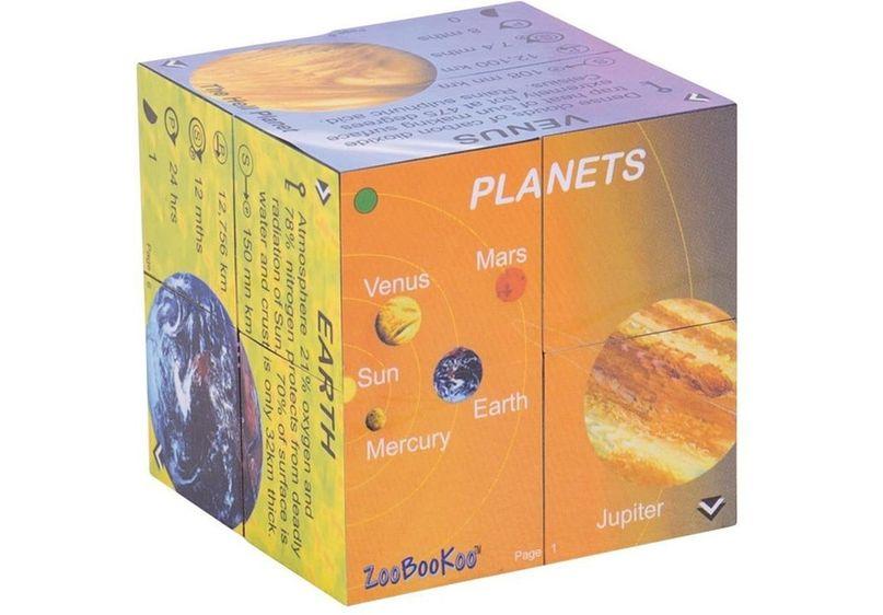 Zoobooku Cube - Planets image