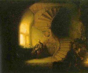Ρέμπραντ Χάρμενσοον Βαν Ρέιν (Rembrandt Harmenszoon van Rijn) - 04