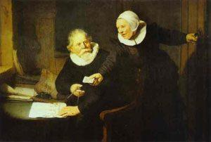 Ρέμπραντ Χάρμενσοον Βαν Ρέιν (Rembrandt Harmenszoon van Rijn) - 06