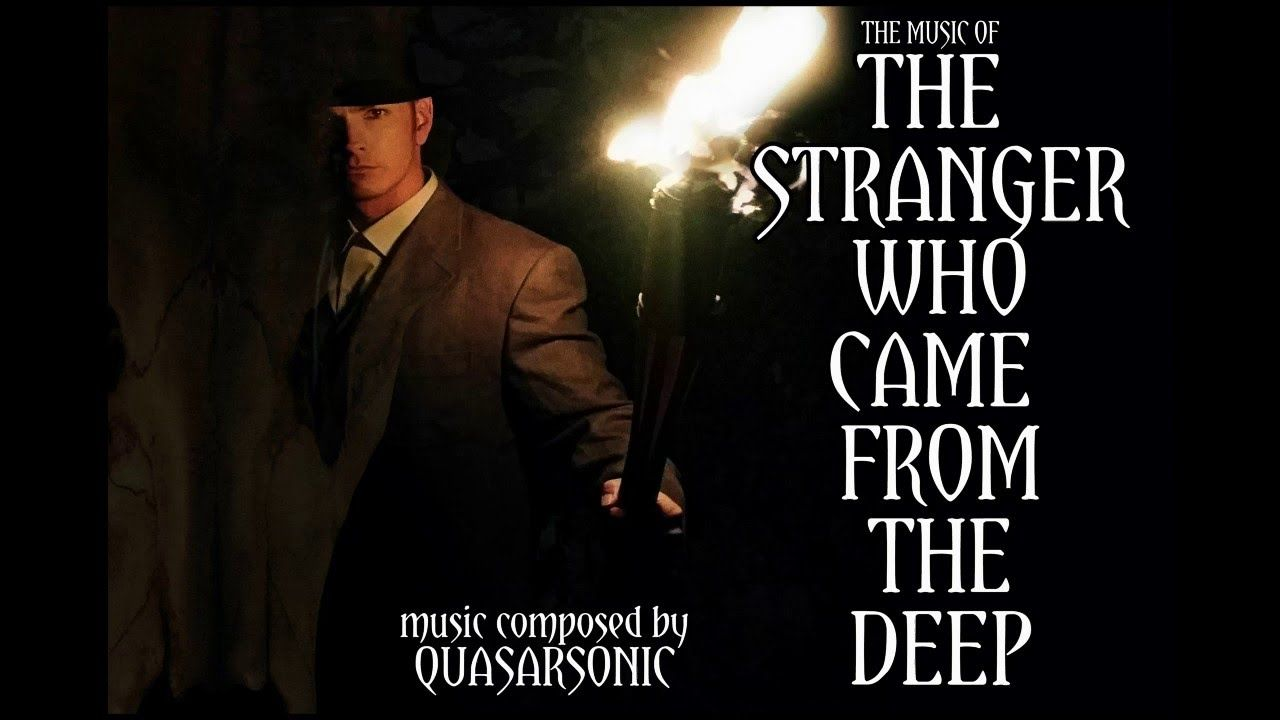 The music of ''The Stranger Who Came From The Deep'' - Original Soundrtrack