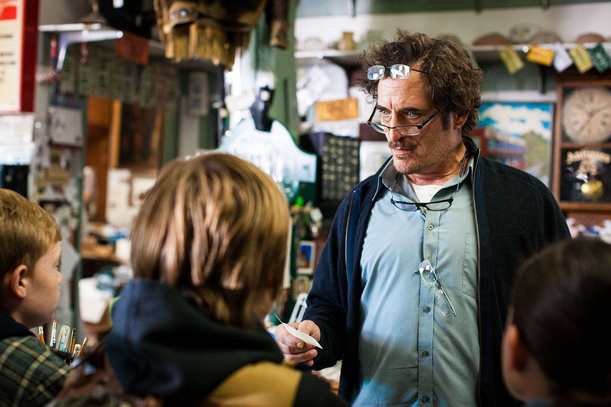 Kim Coates talks Adventure Club and Post Sons of Anarchy