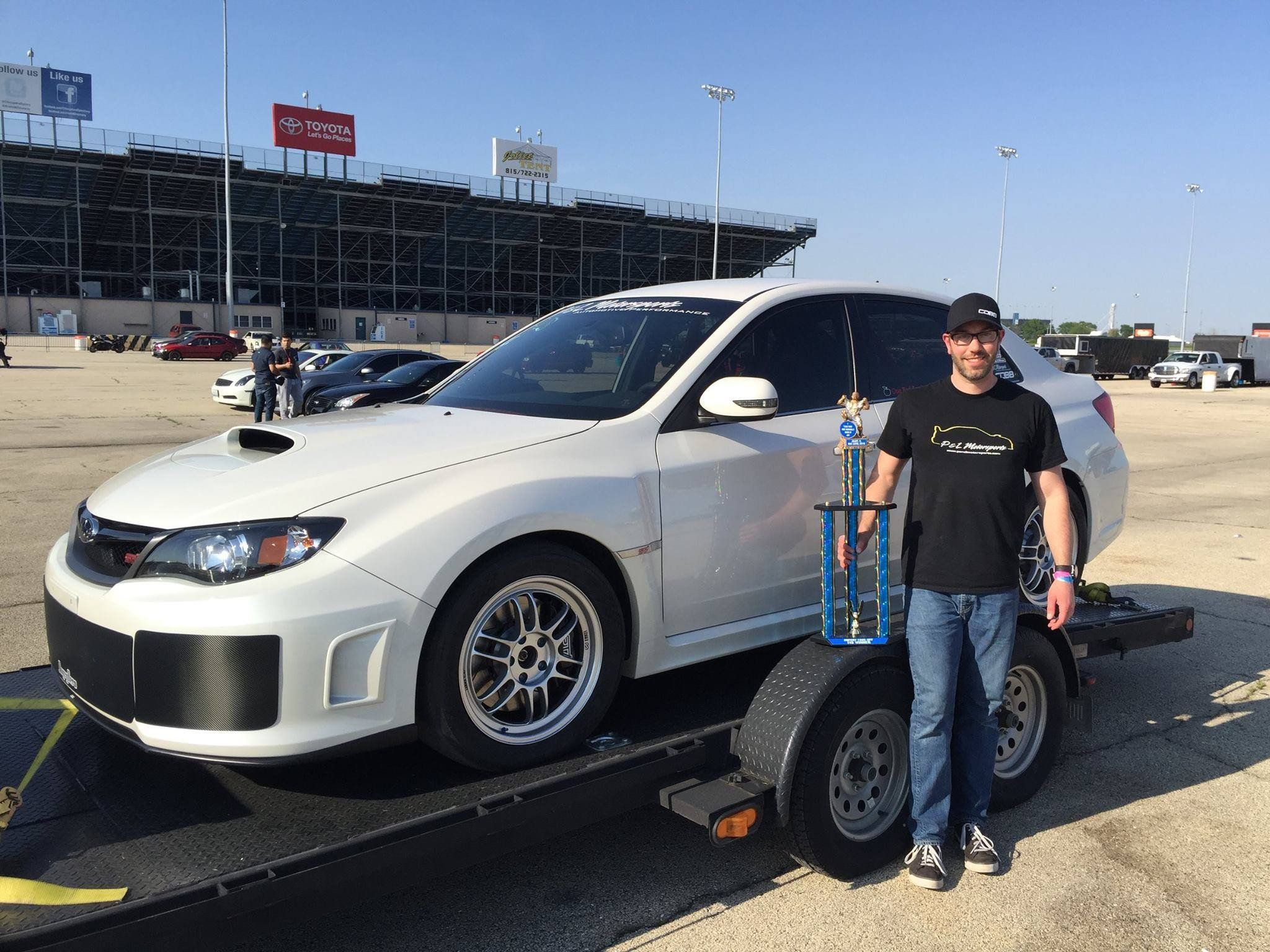 COBB Tuning – COBB 20g Powered STI Takes Class Win at Import Face Off