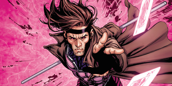 Channing Tatum Is Already Learning A Few Gambit Tricks