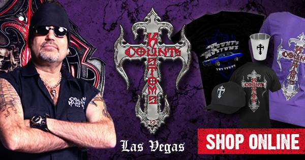 The Official Outfitter Of Count's Kustoms