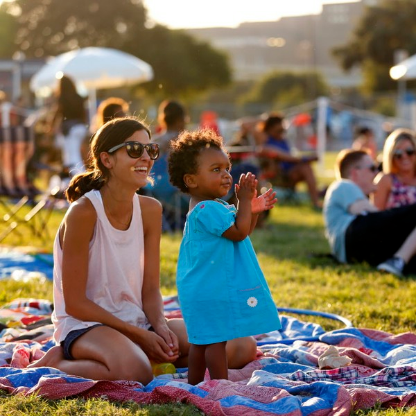Music, food trucks and Mavericks, oh my! See what's in store for Reunion Lawn Party | GuideLive